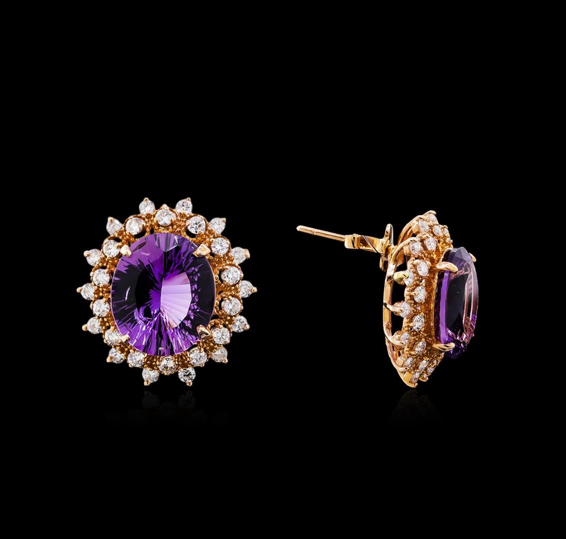 amethyst gemstone jewelry - photo #30