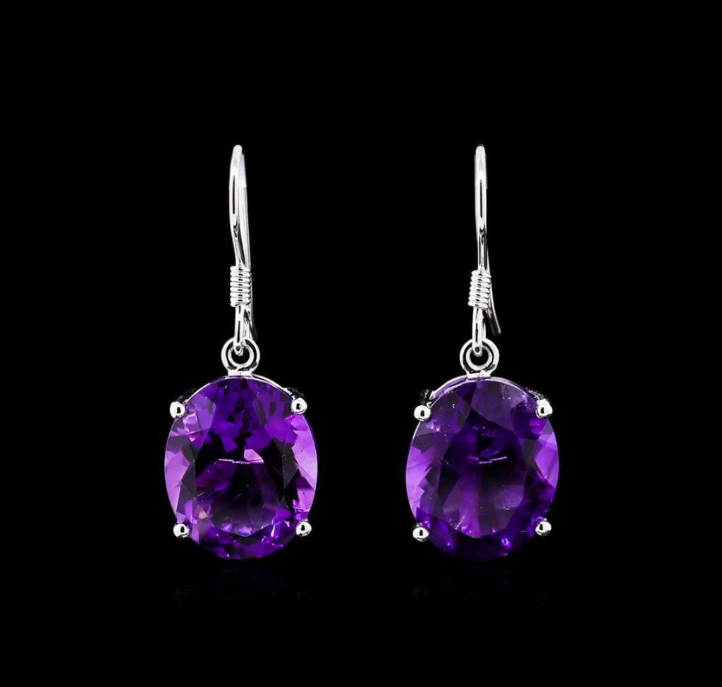 amethyst gemstone jewelry - photo #41