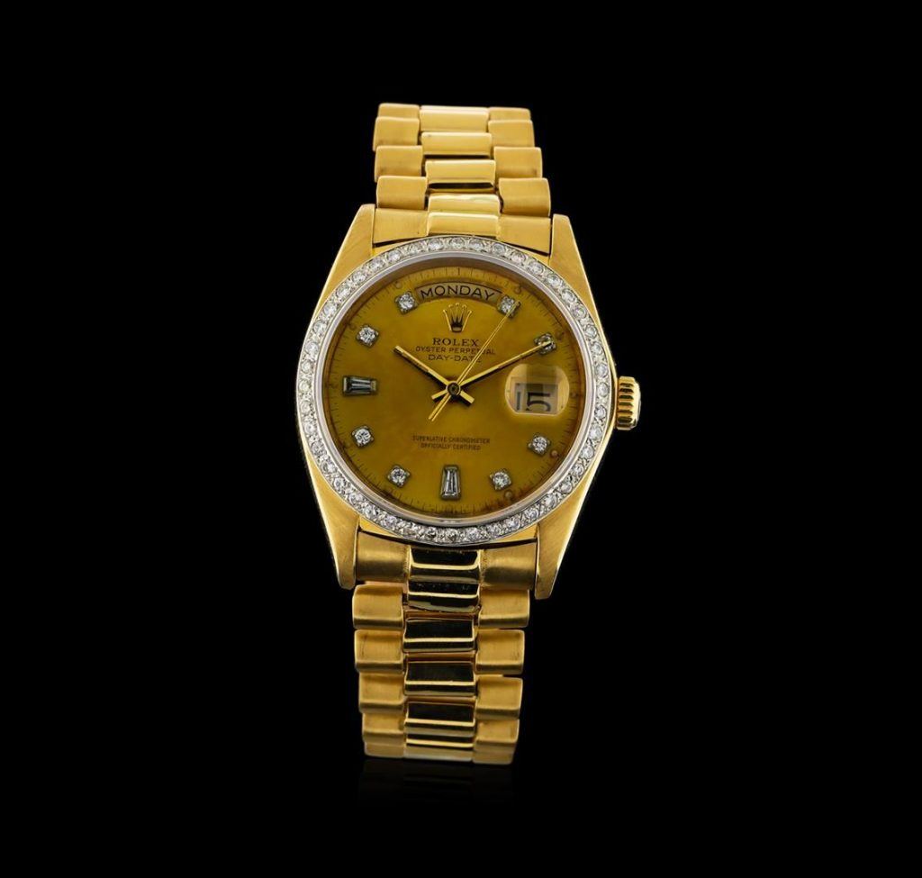 auction rolex men s and watches seized