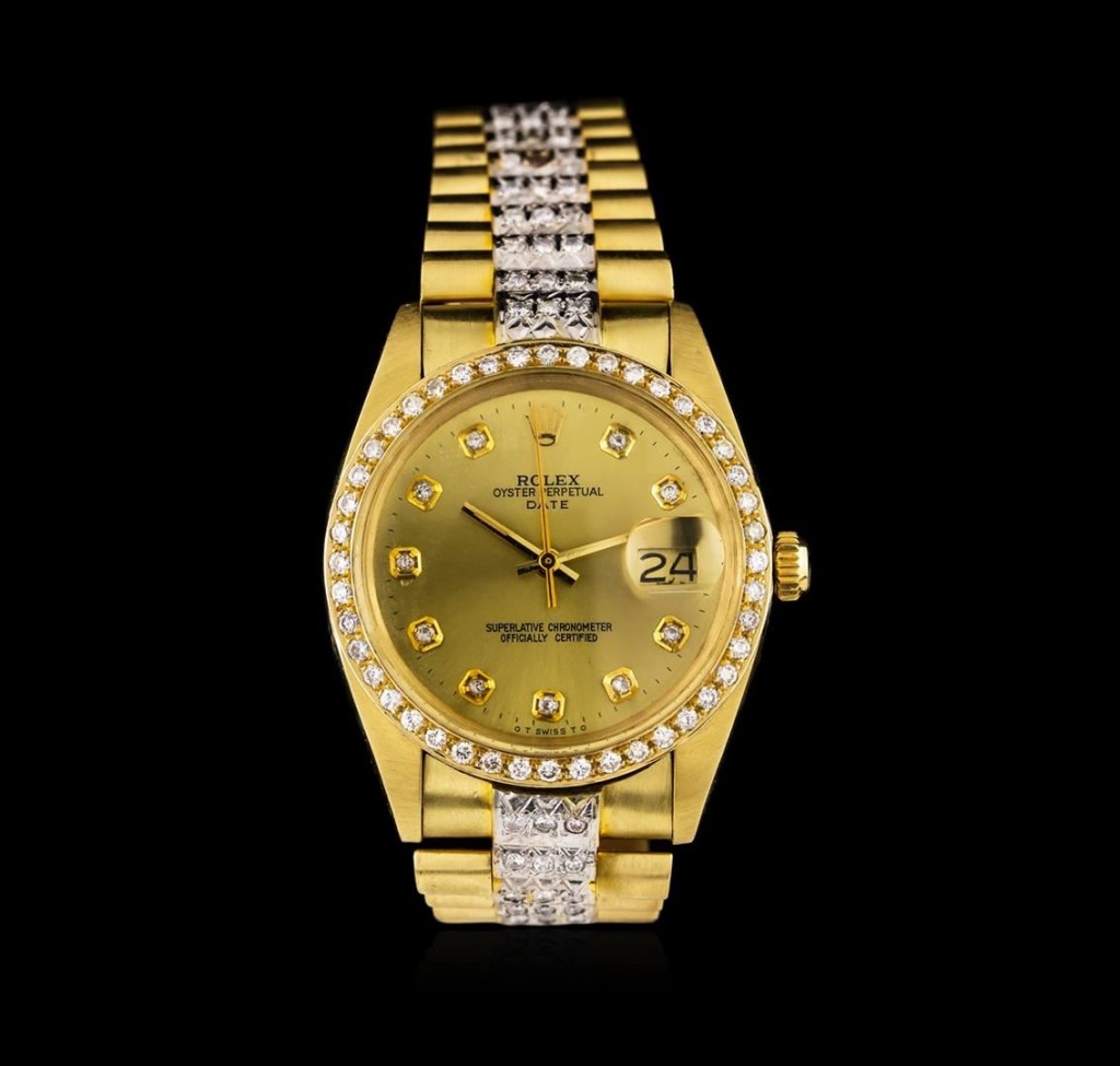 rolex auction men s watches seized assets auctioneers
