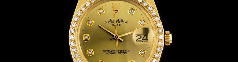 rolex auction men s watches seized assets auctioneers on live auction this rolex watch features 14kt yellow gold and diamonds